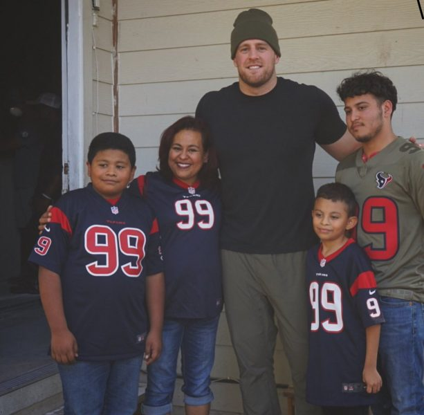JJ Watt's PR Move to Being called Out