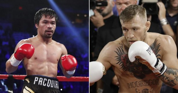 Dana White To Sue Manny Pacquiao If He Fights Conors McGregor?