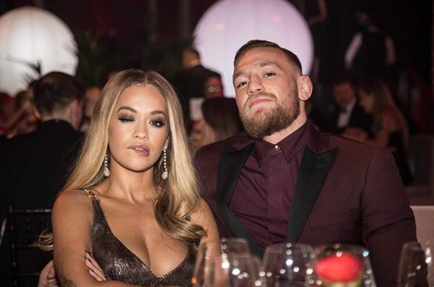 Rita Ora's PR People Explain Her Date Night with Conor McGregor