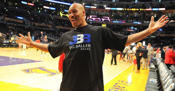 Video- Lavar Ball Taunting The Philly Crowd