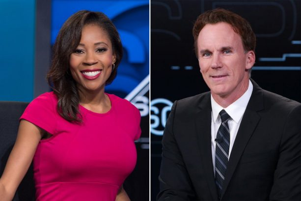Things Getting NASTY Between ESPN and Accuser After Text Messages Released