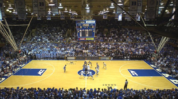 Duke Reporter's Credentials Revoked After Racial Tweets During Game