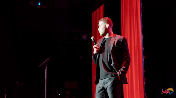 Blake Griffin Performs with His Favorite Comedians For First-Ever Live Comedy Benefit