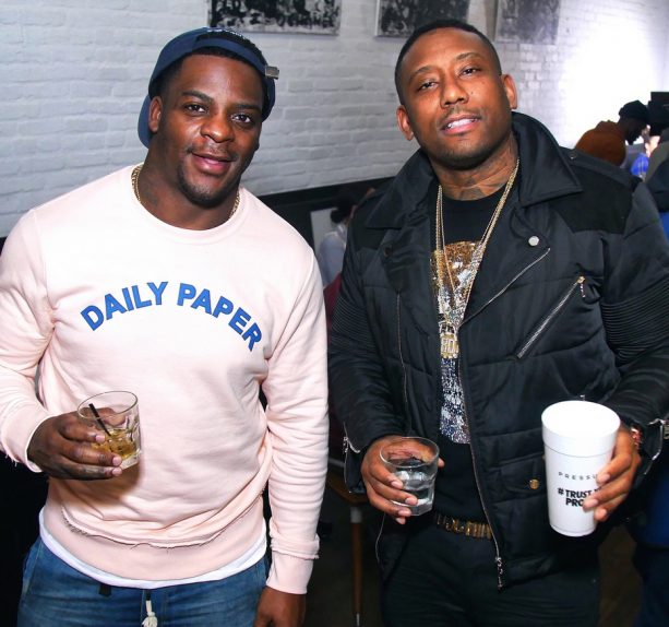 Clinton Portis Claims the Skins Would Take Pre Game Hennessy Shots
