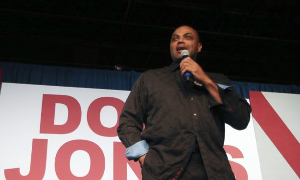 Charles Barkley Hits The Campaign Trail