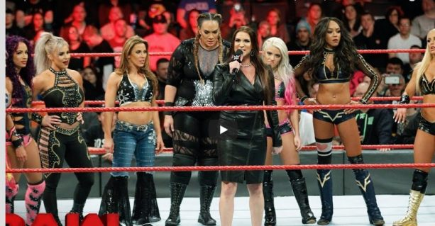 Who's Pumped for the first-ever women's Royal Rumble