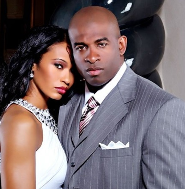 Deion Sanders Ex' Continues to Hone Her Revenge Body