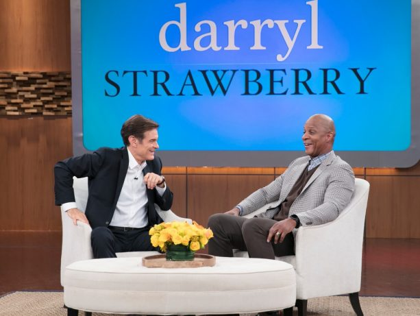 Darryl Strawberry Discussing his Sex Addiction with Dr. Oz