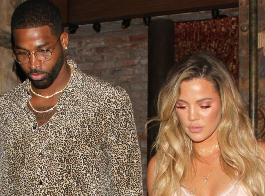 Khloe Kardashian & Tristan Thompson's Baby Battle