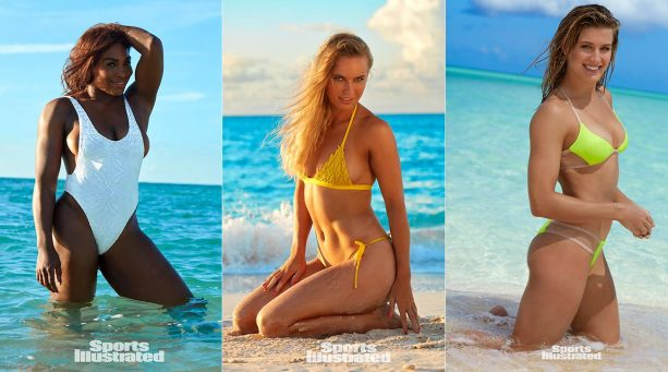 SIS's Sexiest Tennis Players | Sports Illustrated Swimsuit