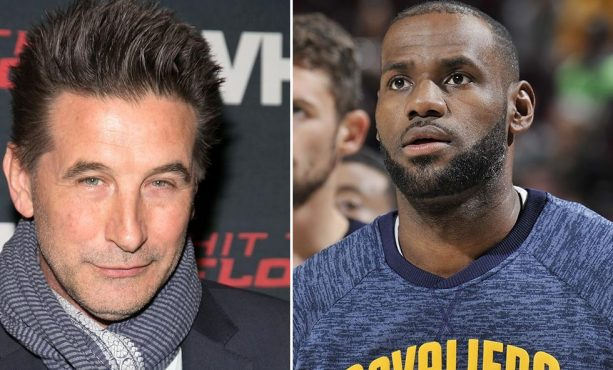 Billy Baldwin is So Down with LeBron James
