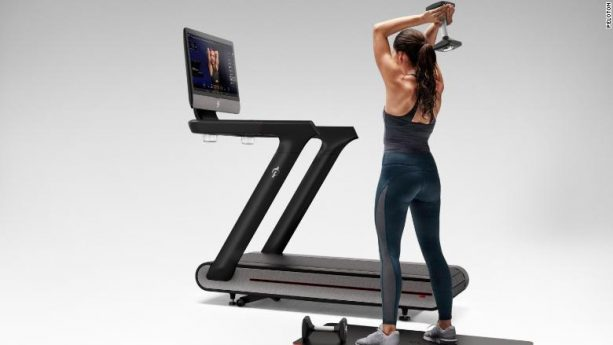 Check out This New $4,000 High-tech Treadmill