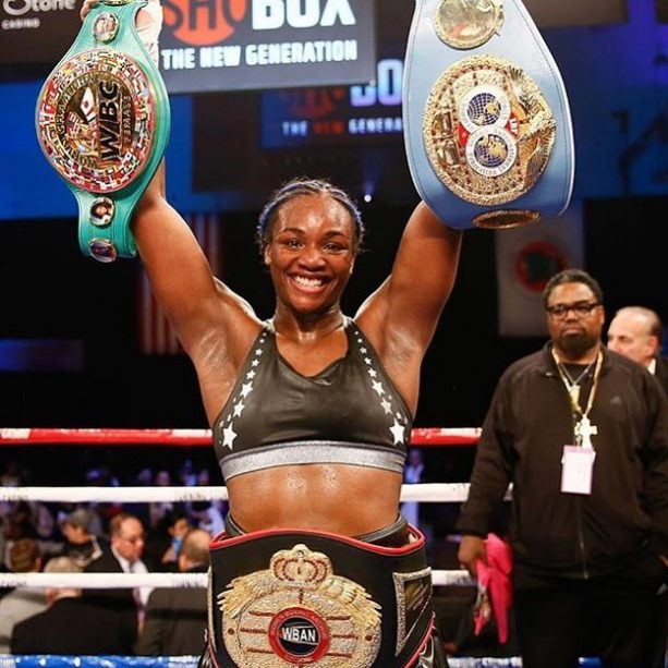Claressa Shields Is The Baddest Woman In Boxing
