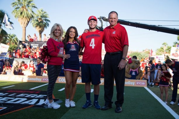 Rich Rodriguez Would Have His Wife and His Mistress on the Sidelines
