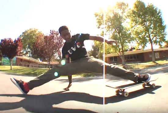 "Skate Video- ""Friends Of The Church"""