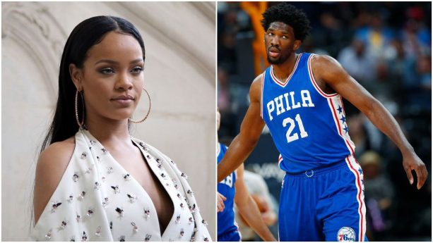 Joel Embiid Explains his Process with Rihanna