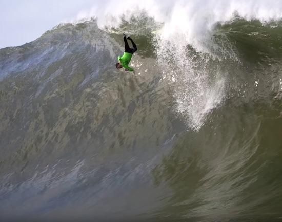 Surf Video-The Wait Continues: Mavericks Challenge