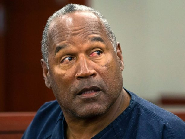 OJ Simpson Mistaken for the Pudding Pop Guy