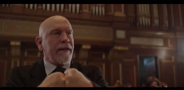 AFC Championship Intro With John Malkovich was Very Malkovich