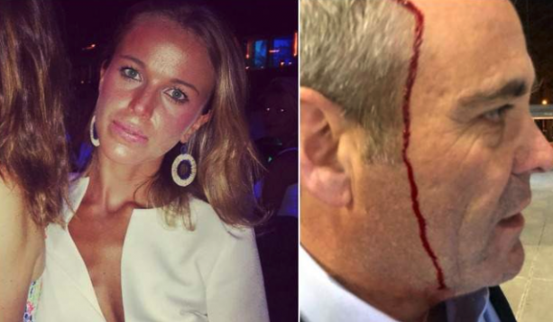 Daughter of Ex-Redskins Owner Beat Up Man With Glass Purse After Making Anti-Semitic Remarks