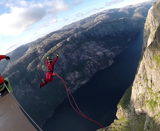 Video- Record Rope Jump