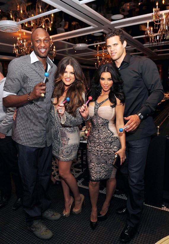 Lamar Odom Really Hit a Nerve in Kim Kardashian