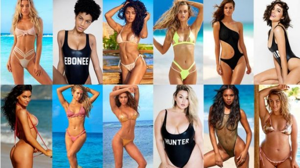 The Rookies Class of  SI Swimsuit 2018 are 🔥?