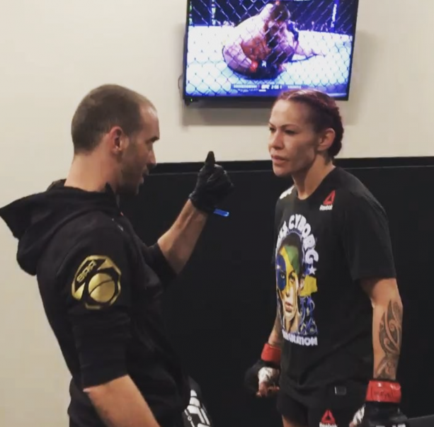 UFC Champion Cris Cyborg Explains The Slap Heard Round The World