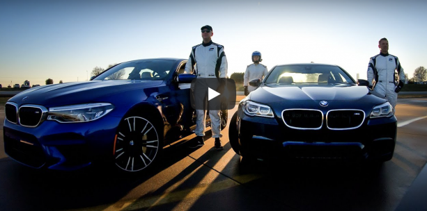 Video- BMW Sets GUINNESS WORLD RECORDS Title for Drifting