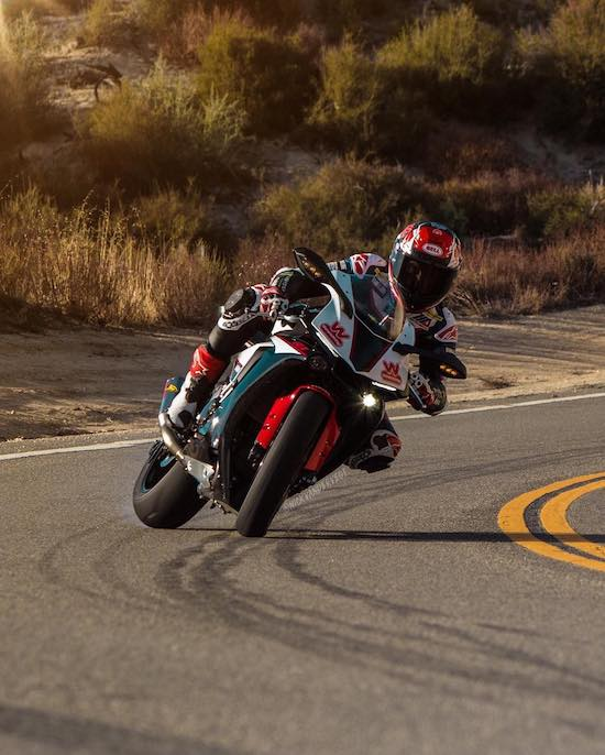 Video- Watch Josh Herrin Rip Through The Twisty Mountains On His Road Bike