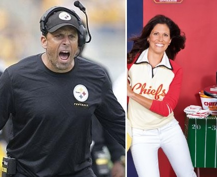 Todd Haley and Wife's Bar Fight Sparked Over Nude Photos?