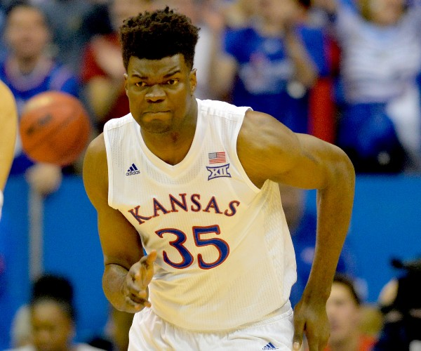 Police called After Person Offering 'free-throw advice' at KU Men's Basketball Dorm