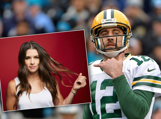 The National Enquirer Says Aaron Rodgers and Danica Patrick are Racing to the Altar