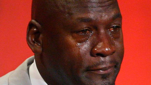 All the Crying Jordans From this NFL Weekend
