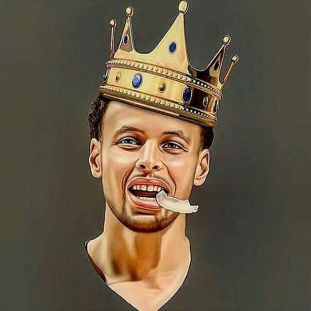 Steph Curry the REAL King of the NBA