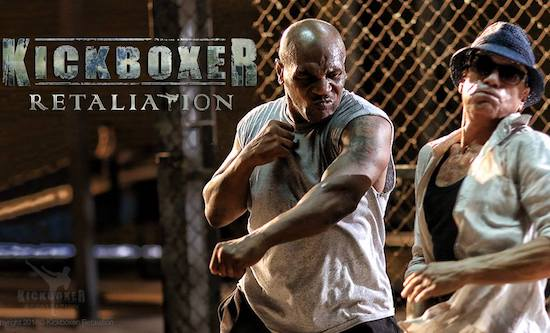 Kickboxer Retaliation Trailer With Mike Tyson & JVCD