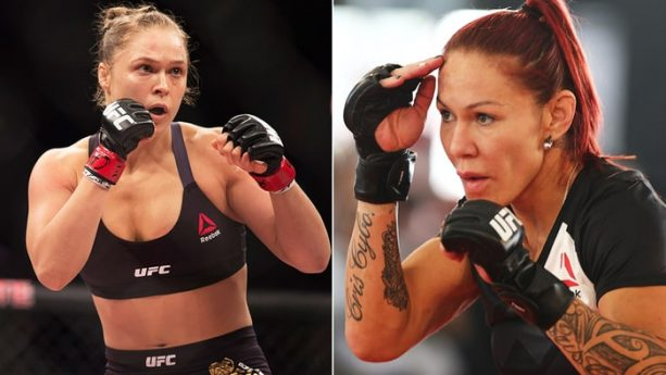 Cyborg Says Ronda Rousey & Conor McGregor Are The Most Overrated In UFC
