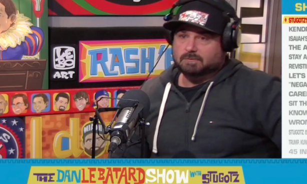 Dan Le Batard PUKED On-Air During Segment