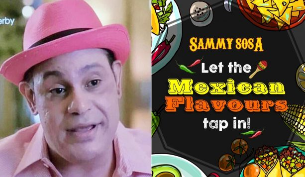 There's a Mexican Restaurant Named Sammy Sosa in India