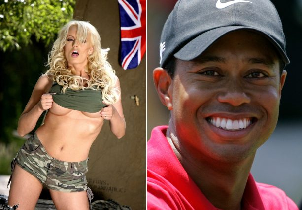 Stormy Daniels Had Relations with Tiger Woods?