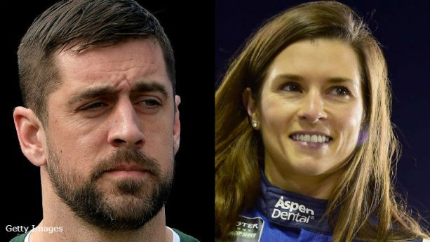 Danica Patrick Confirms her and Aaron Rodgers are a Thing