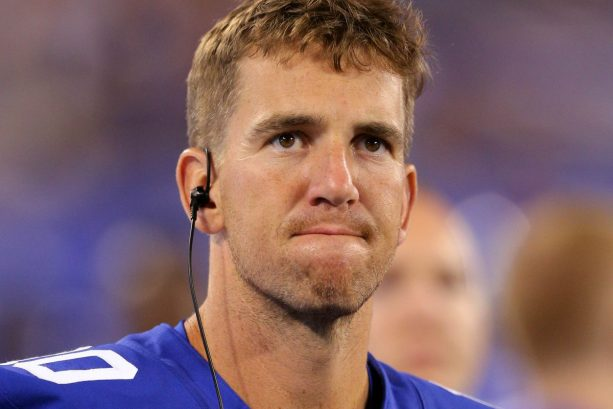CELEB SIGHTING: Eli Manning Happy Hour at The Ainsworth Chelsea