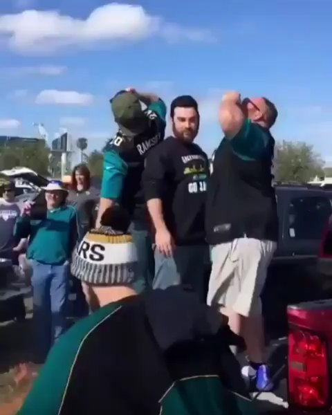 Jaguars Mafia Were on Fire this Wildcard Weekend