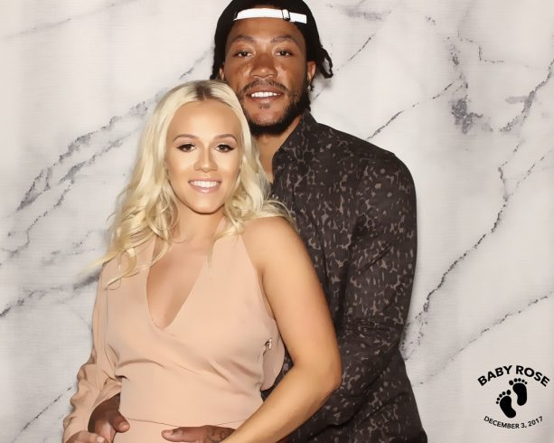 Derrick Rose Secretly Got Married During his Personal Leave of Absence
