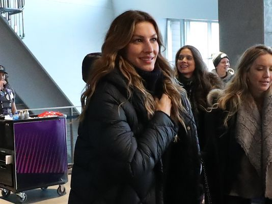 How Gisele Bündchen Turned New England's Loss into a teaching Moment
