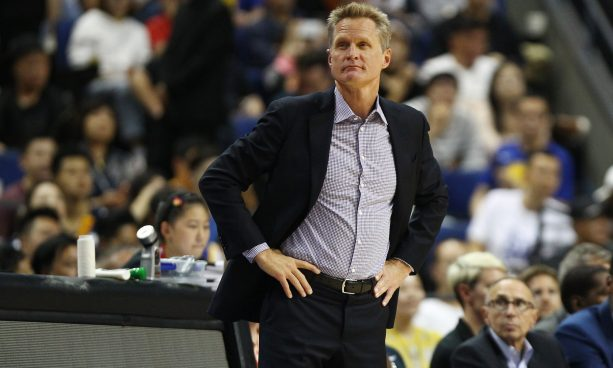 Steve Kerr's Powerful Message on the Shooting Massacre in Florida