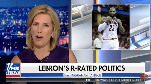 """News Anchor Bashes LeBron James & Kevin Durant For Talking About Politics """"Shut Up & Dribble"""""""