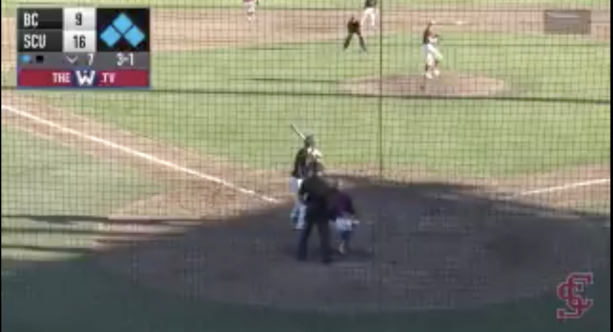 Video- Two Grand Slams By Same Player In The Same Inning