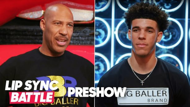 LaVar Ball vs. Lonzo Ball – Father vs. Son | Lip Sync Battle