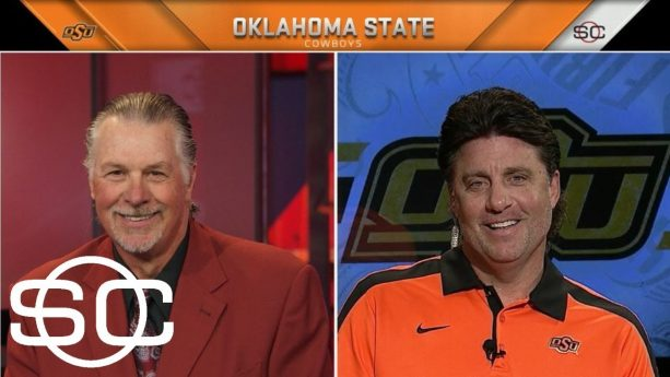 Mullet Brothers Mike Gundy and Barry Melrose Talk Hair